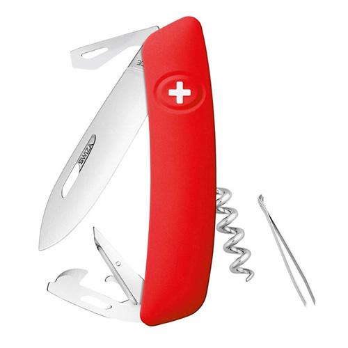 Swiza nož  D03 CRVEN