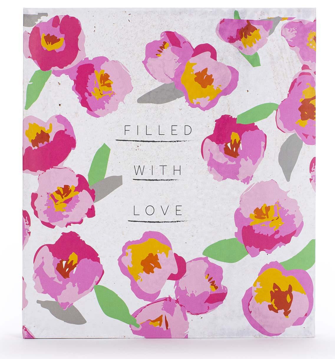 Foto album FILL WITH LOVE