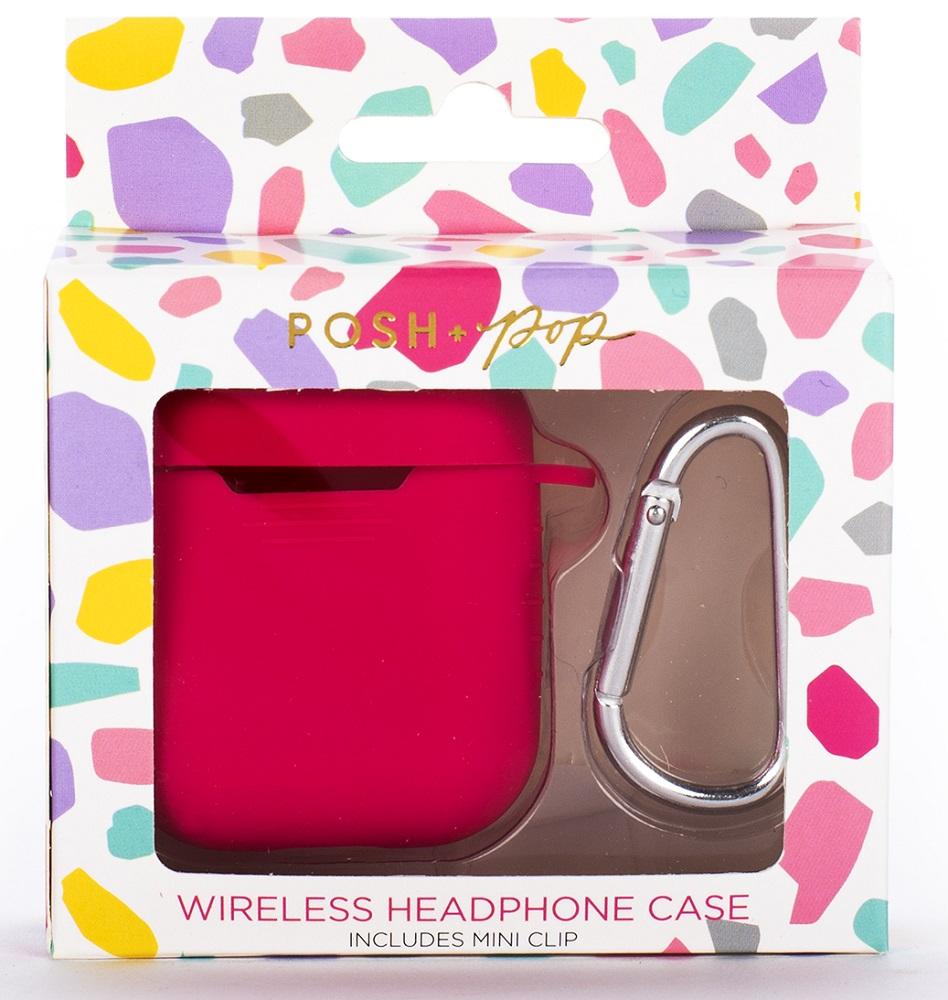 Futrola za bežične slušalice CRVENA