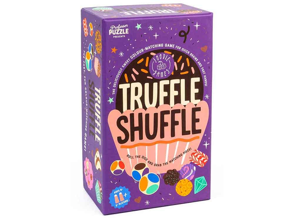 PROFESSOR PUZZLE    Društvena igra TRUFFLE SHUFFLE