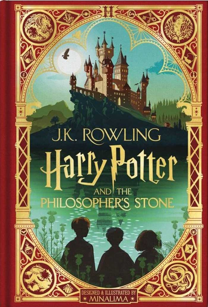 HARRY POTTER AND THE PHILOSOPHER STONE MINI LIMA