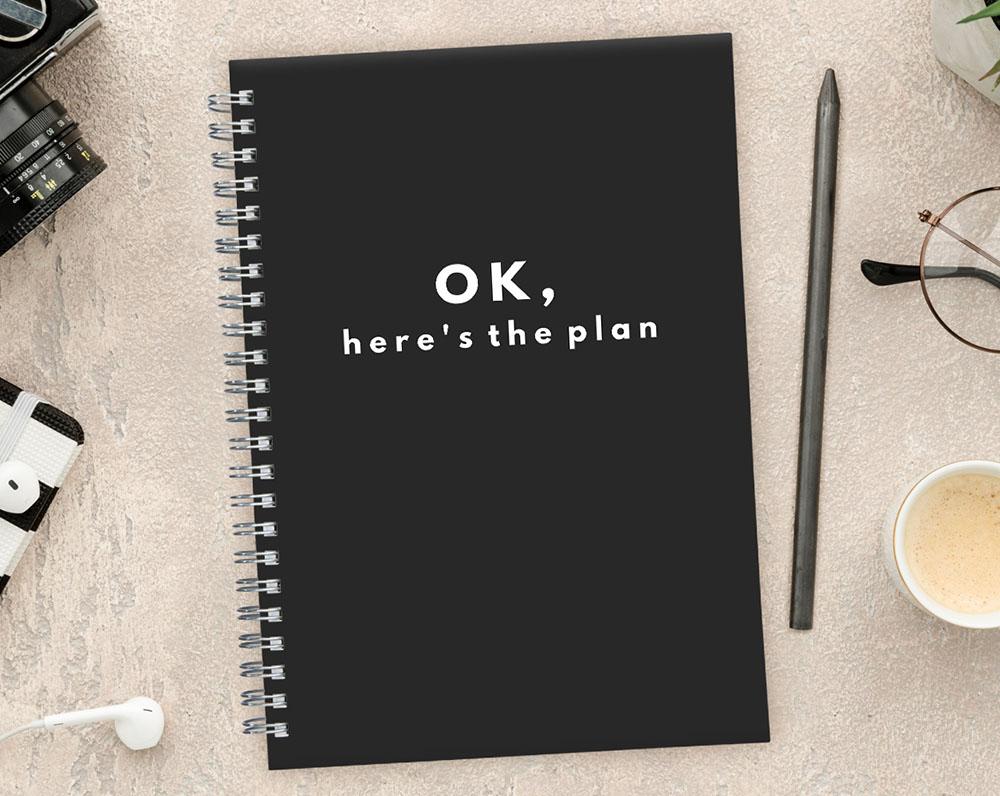 SVESKA OK, HERE'S THE PLAN