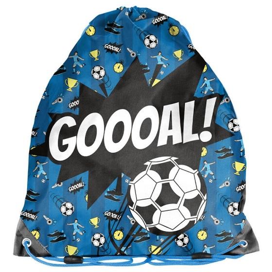 Torbica GOAL FOOTBALL BLUE