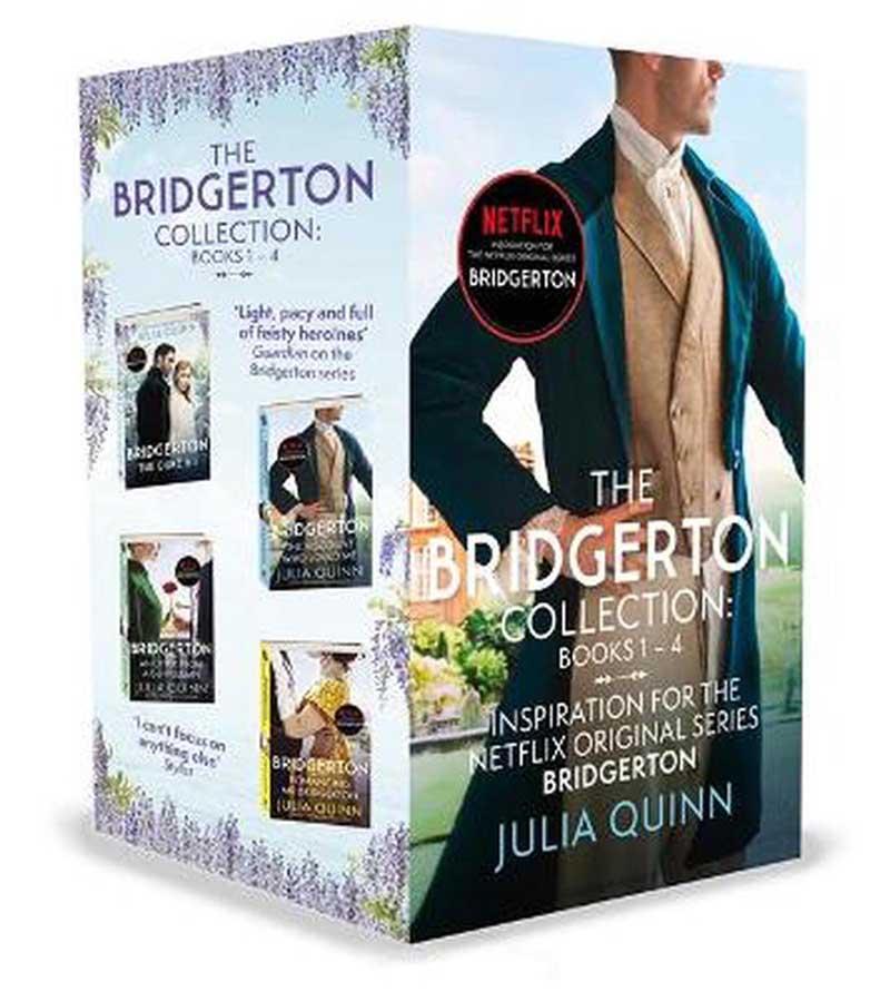 THE BRIDGERTON COLLECTION BOX SET