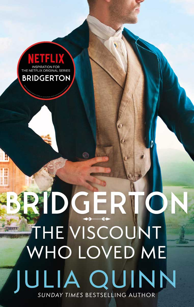 BRIDGERTON THE VISCOUNT WHO LOVED ME, book 2