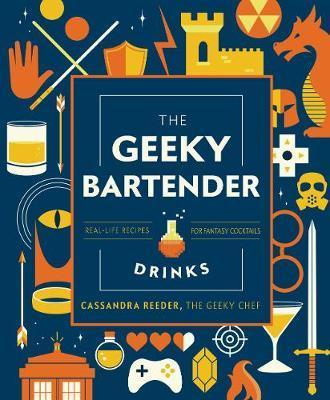 GEEKY BARTENDER DRINKS