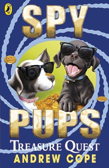 SPY PUPS TREASURE QUEST