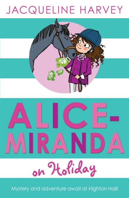ALICE MIRANDA ON HOLIDAY