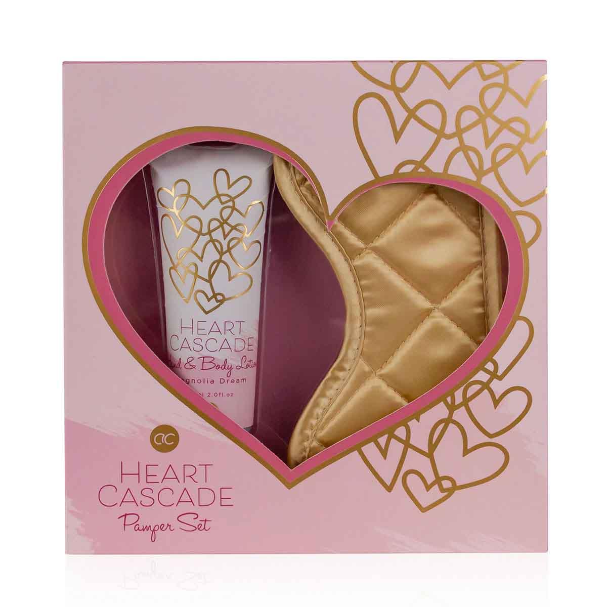 Poklon set iz HEART CASCADE u papirnom poklon pakovanju