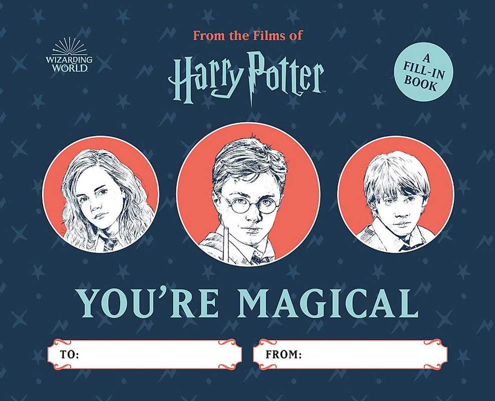 HARRY POTTER YOU ARE MAGICAL
