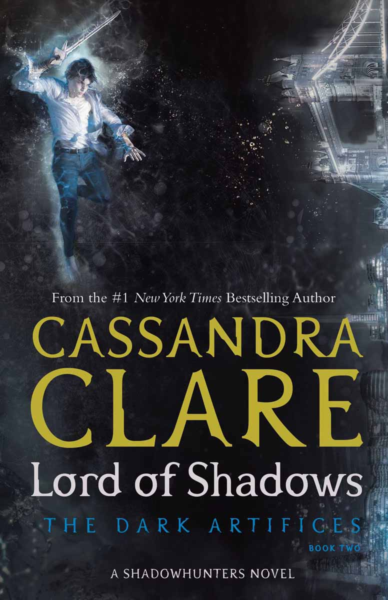LORD OF SHADOWS The Dark Artifaces book 2