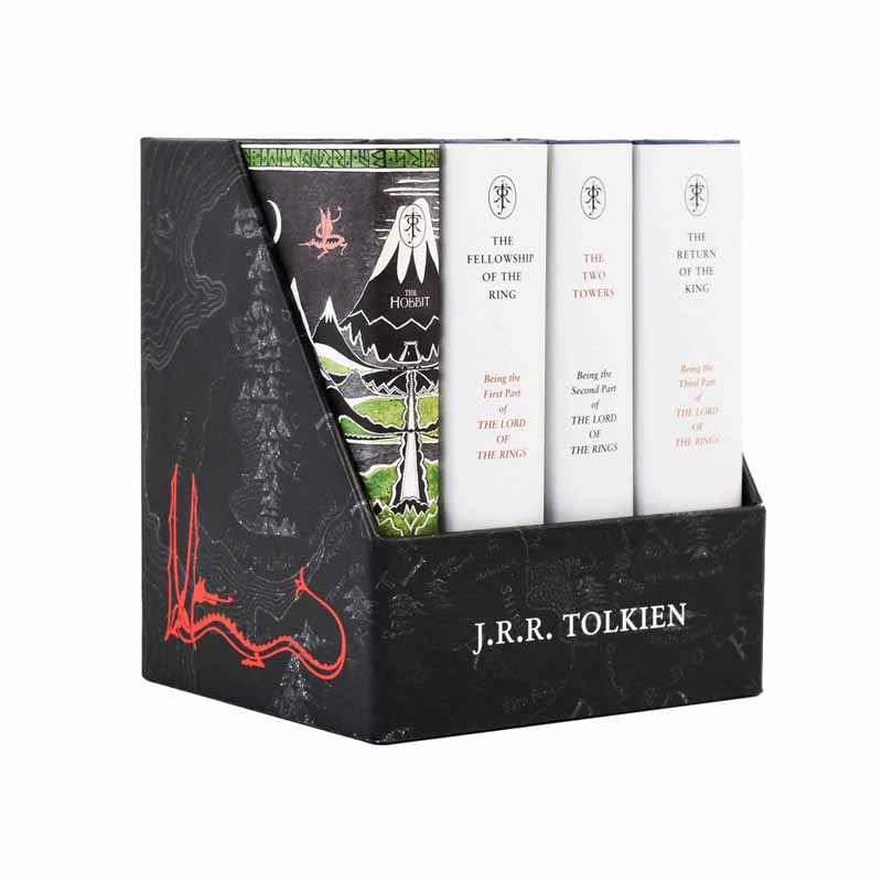 MIDDLE EARTH TREASURY BOXED SET The Hobbit and The Lord of the Rings