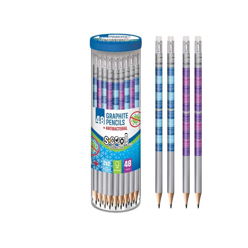 Antibakterijska gafitna olovka  S-COOL