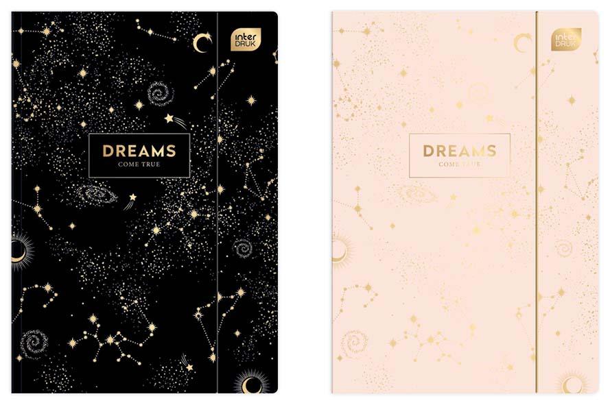Fascikla A4 - DREAMS