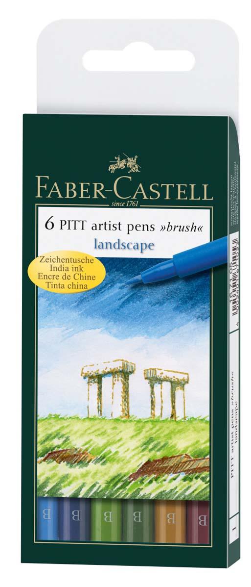 FC PITT art pen B 1/6 LANDSCAPE