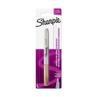 SHARPIE marker metalik GOLD