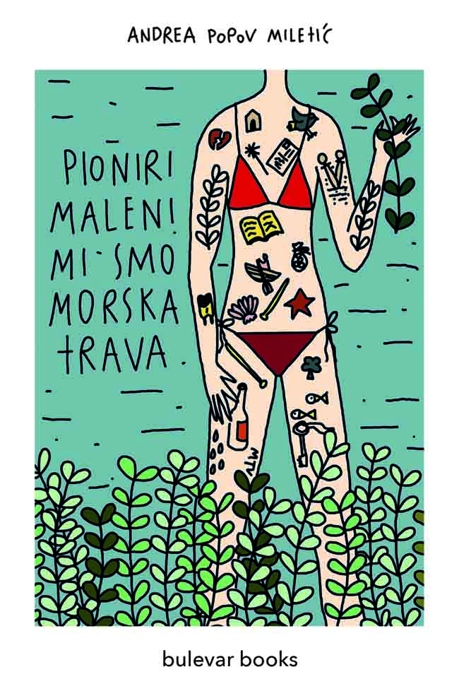 PIONIRI MALENI, MI SMO MORSKA TRAVA