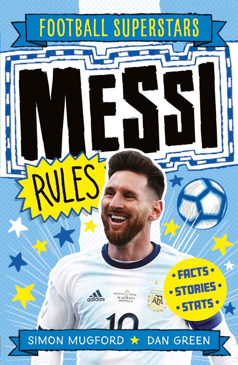 FOOTBALL SUPERSTARS MESSI RULES