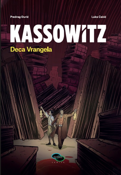 KASSOWITZ - Deca Vrangela