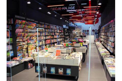 Shopping weekend u knjižarama Vulkan Big Cee Novi Sad i Vulkan Big Fashion Beograd