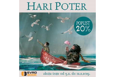 Međunarodne noći Hari Poter knjiga