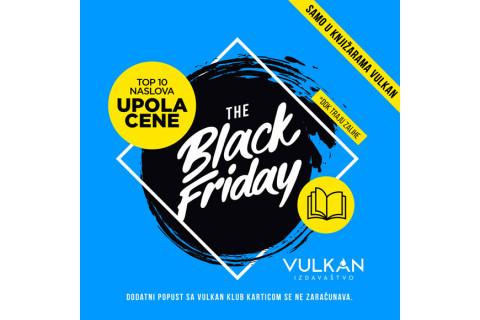 BLACK FRIDAY - TOP 10 NASLOVA UPOLA CENE