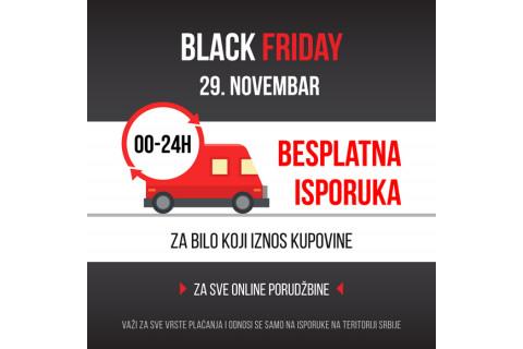 BLACK FRIDAY NA WWW.KNJIZARE-VULKAN.RS - 24H BESPLATNE ISPORUKE