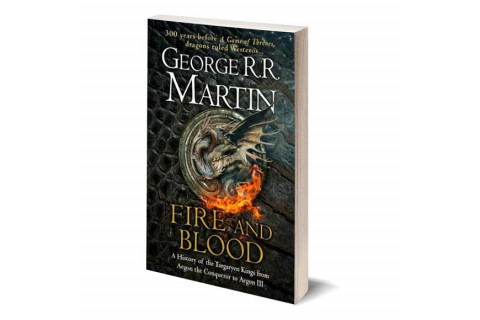 FIRE AND BLOOD na 50% popusta