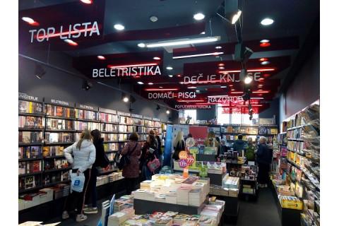 Radno vreme knjižara u vreme praznika