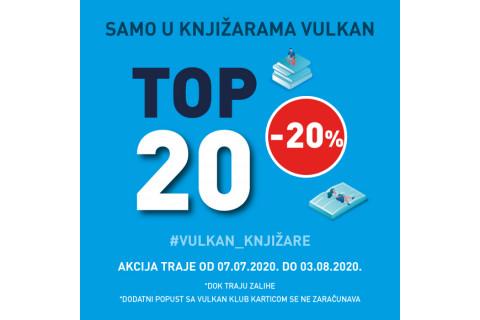 Top 20 - popust 20%