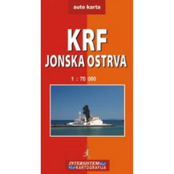AUTO KARTA KRF JONSKA OSTRVA