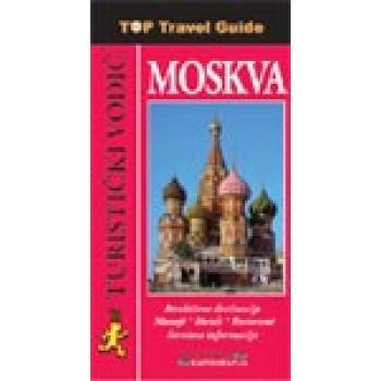 TOP TRAVEL GUIDE MOSKVA SRPSKI JEZIK