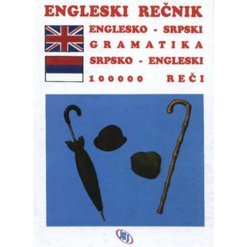 REČNIK ENGLESKI