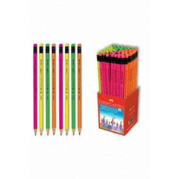 Grafitna olovka HB sa gumicom FABER CASTELL Candy