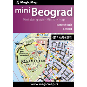MINI PLAN BEOGRADA