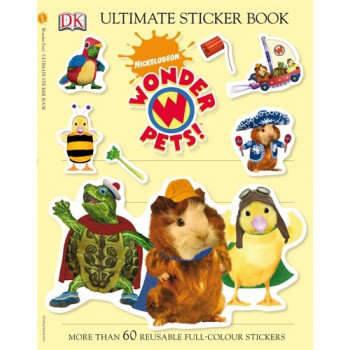 WONDER PETS Ultimate Sticker Book