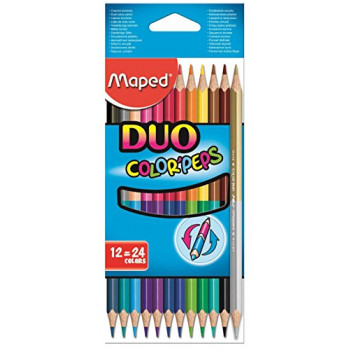 BOJICE MAPED DUO Color Peps 12/24