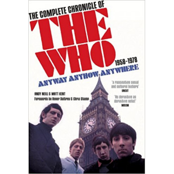 ANYWAY ANYHOW ANYWHERE THE WHO