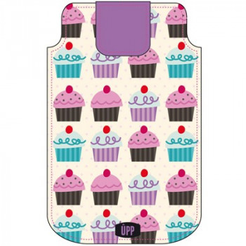 PHONE POUCH CUPCAKES REPEAT