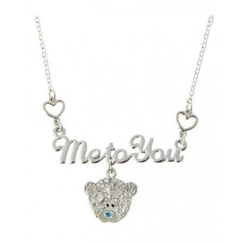 Ogrlica ME TO YOU WORD NECKLACE