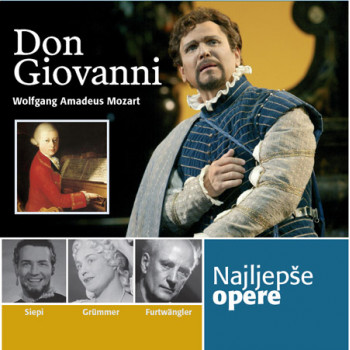 NAJLEPŠE OPERE DON GIOVANNI PLUS CD