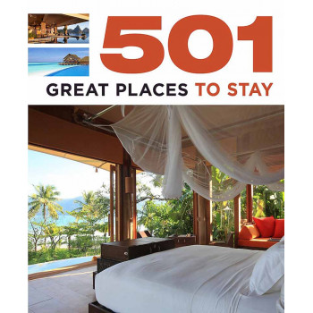 501 GREAT PLACES TO STAY PB