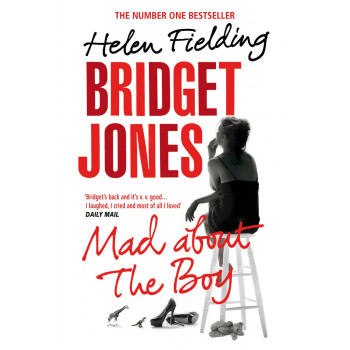 BRIDGET JONES MAD ABOUT THE BOY PB