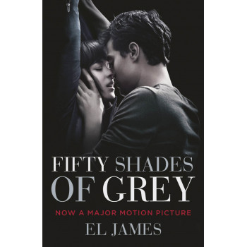 FIFTY SHADES OF GREY film tie in