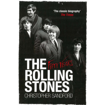 ROLLING STONES FIFTY YEARS