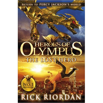 The Lost Hero Heroes of Olympus Book 1