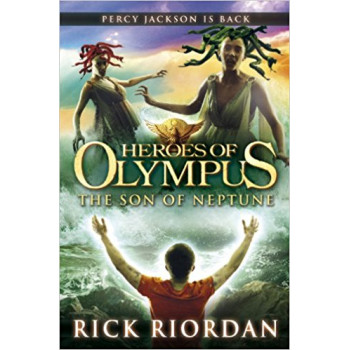 The Son of Neptune Heroes of Olympus Book 2