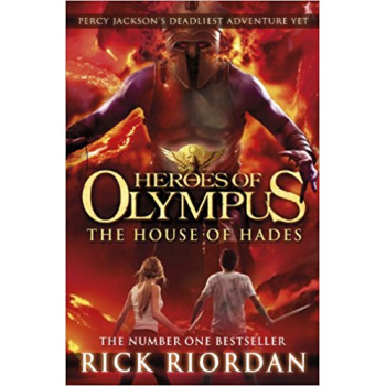The House of Hades Heroes of Olympus Book 4