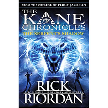 The Kane Chronicles: The Serpents Shadow