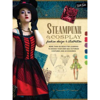 STEAMPUNK & Cosplay Fashion Design & Illustration